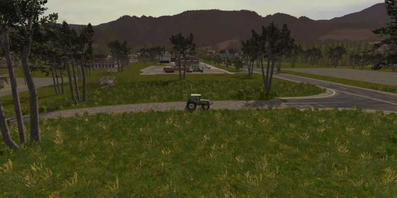 Lost Lands Map V1 05 Farming Simulator 2017 2019 Mods