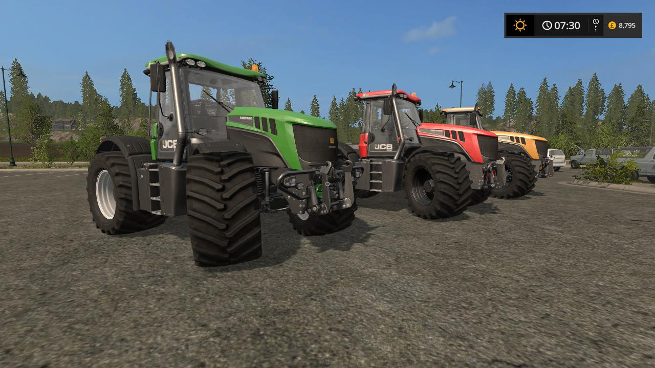 Tractor Simulator 2 : Fs tractor pack all of them by stevie farming