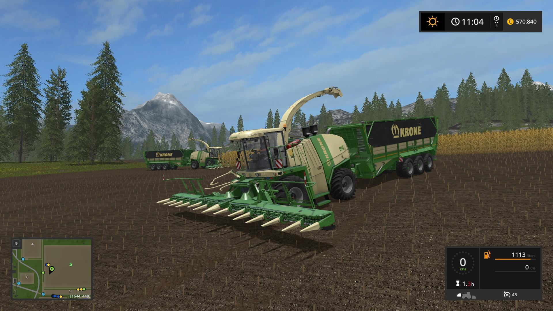 Krone Trailer v1 0 2 4 | Farming simulator 2017 / 2019 mods | Ls