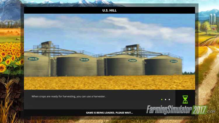US HILL V Farming Simulator Mods Ls Mods FS - Us map mod fs 17