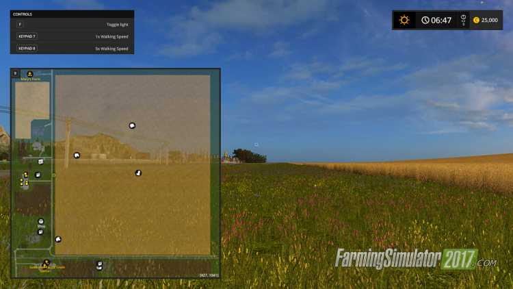 US HILL V Farming Simulator Mods Ls Mods FS - Fs 17 us map