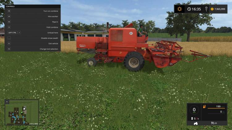 Bizon Z056 By Rewers Farming Simulator 2017 2019 Mods