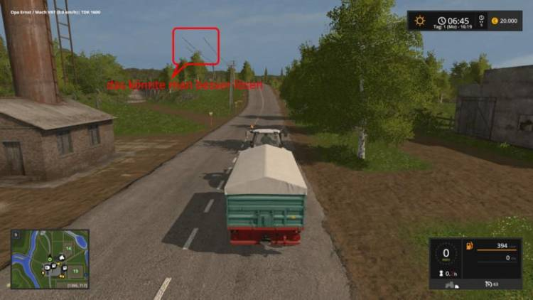 Herberts Sosnovka Converted default map | Farming simulator