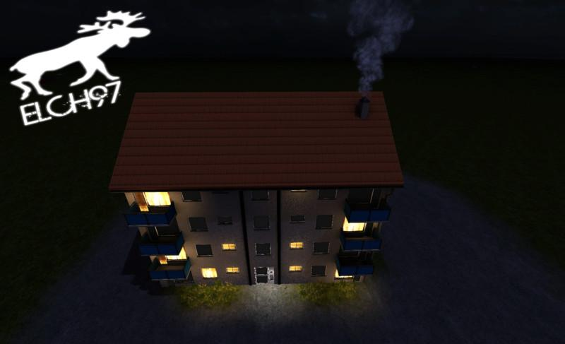 This Is Where I Will Provide My First Map Object For The Farm Simulator 17 This Is A Multi Family House Which You Can Place On Your Map With The