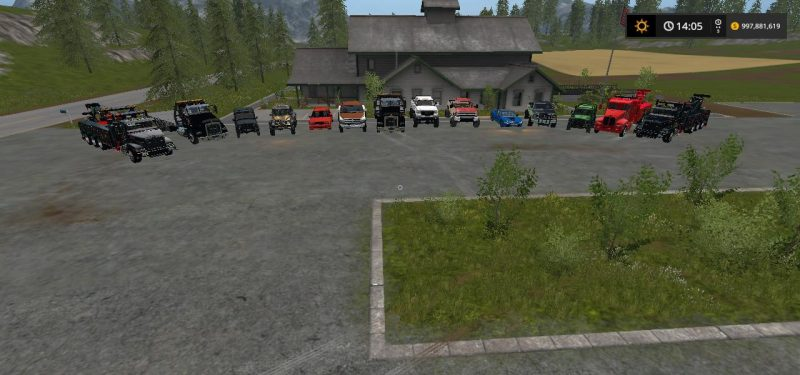 HEAVY TOWING AND REPO MOD PACK V1 0 0 | Farming simulator