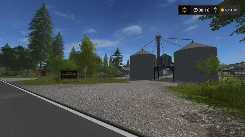 CHERRY HILLS SEASONS FOR ALAN JONES BY STEVIE 4X MOD MAP UPDATE