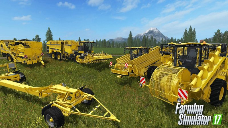 ROPA DLC (DOWNLOAD ONLY) V1 0 | Farming simulator 2017