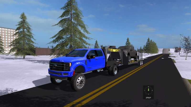 Lifted Ford Trucks Pack Unzip V1 0 Farming Simulator