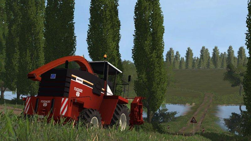 NEW HOLLAND FX SERIES V1 0 | Farming simulator 2017 / 2019 mods | Ls