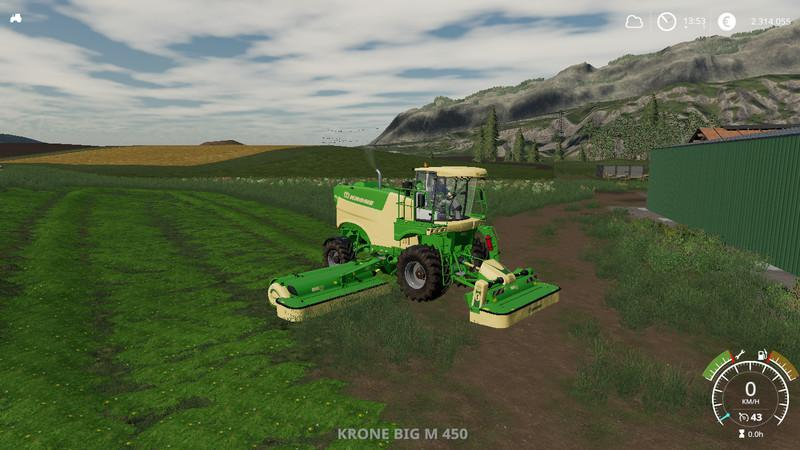 ls19 grass schwad texture v1 0 farming simulator 2017. Black Bedroom Furniture Sets. Home Design Ideas