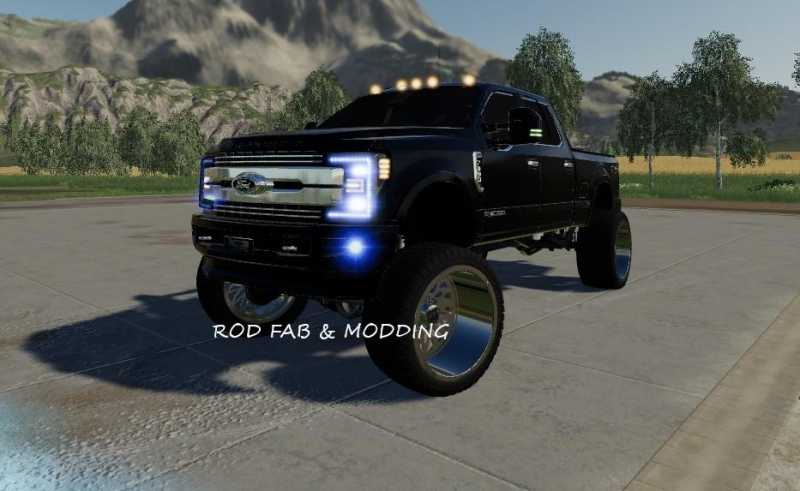 ford  king ranch  farming simulator   mods ls mods   fs