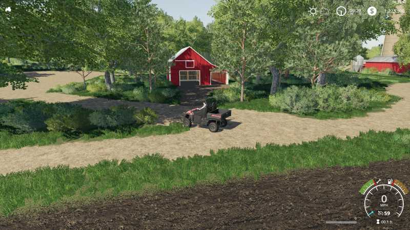 AUTUMN OAKS COWS! FIXED AGAIN V2 0 | Farming simulator 2017 / 2019