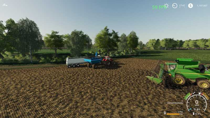 FARMS OF MADISON COUNTY 4X MAP V1 0 | Farming simulator 2017 / 2019