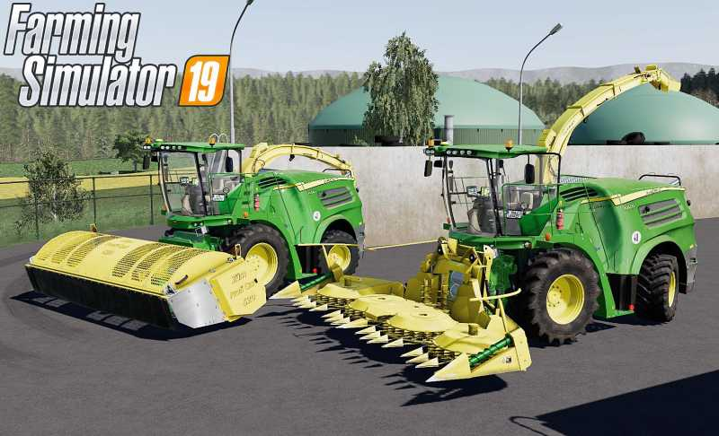 JOHN DEERE 8000I SERIES PACK V1 0 0 0 | Farming simulator