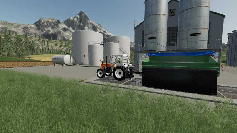 DIESEL PRODUCTION WITH GLOBAL COMPANY V1 0 1 | Farming simulator